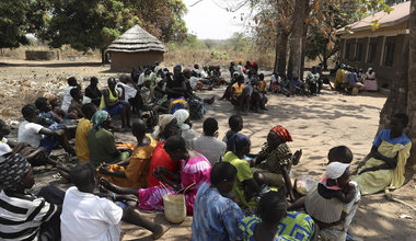 Lost lives and opportunities for children in remote conflict-ridden South Sudan