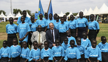 Building a Future Together on United Nations Day in South Sudan