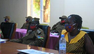 unmiss south sudan eastern equatoria prison officers human rights rehabilitation reintegration inmates