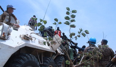 UNMISS peacekeepers respond to intercommunal clashes near Bentiu