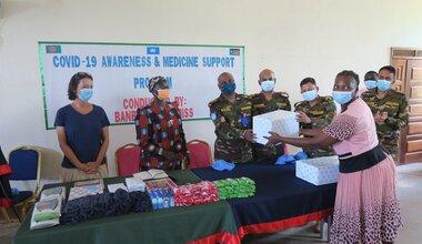 unmiss COVID-19 peacekeepers prevention Coronavirus wau south sudan bangladesh