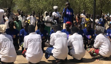 Bentiu unmiss south sudan bentiu human rights day gender-based violence