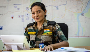 UNMISS protection of civilians peacekeepers South Sudan peacekeeping Women's Day COVID-19 India
