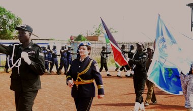 Celebrating with Culture and Colour on UN Day in Wau
