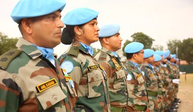unmiss south sudan malakal india peacekeepers un medals major chetna women in peace and security