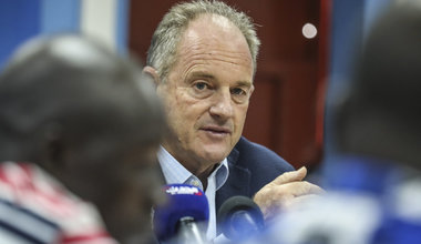 unmiss srsg david shearer press conference juba relief revitalized peace agreement implementation extension