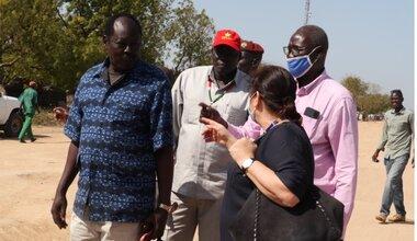unmiss south sudan jonglei pibor boma aguer yau yau deborah schein peace reconciliation