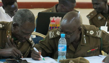 unmiss south sudan juba reformatory school corrections officers rule of law justice system