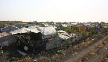 First Protection of Civilians site successfully closed in South Sudan as families choose to return home
