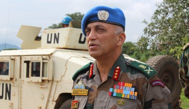 unmiss force commander patrol nimule south sudan armed robberies abandonment protection of civilians security assessment