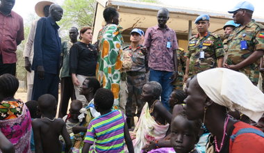 unmiss south sudan jonglei intercommunal fighting deployment of peacekeepers protection of civilians