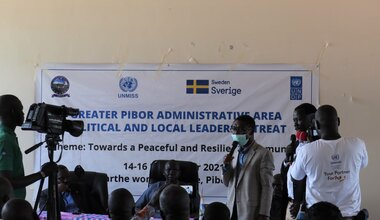 unmiss protection of civilians peacebuilding child rights greater pibor child marriage peacekeeping civil affairs