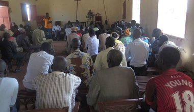 Gok community to urge unconditional disarmament of civil population