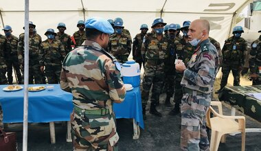 UNMISS reconciliation COVID-19 peacekeepers peacekeeping protection of civilians Gumuruk Jonglei India South Sudan intercommunal violence cattle raids