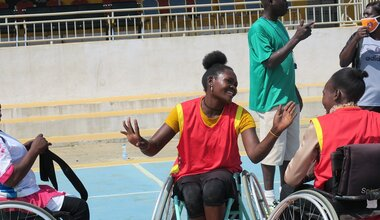 unmiss south sudan juba wheelchair basketball persons with disabilities human rights