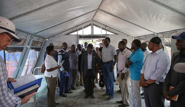 unmiss un humanitarian agencies eu usa ambassadors yei ebola preparedness visit