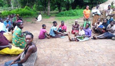 IDPs in Bangasu say they want peace