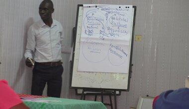 UNMISS peaceful coexistence durable peace South Sudan peacekeepers Western Bahr El Ghazal