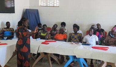unmiss south sudan nimule eastern equatoria state women peace