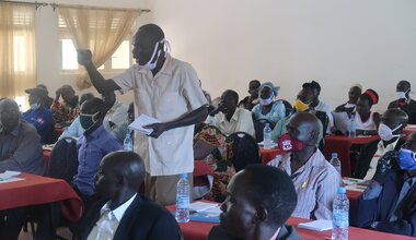 unmiss eastern equatoria recovery conflict resilience torit workshop united nations south sudan peacekeepers peacekeeping