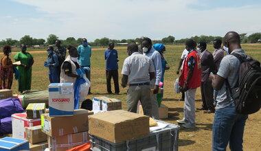 unmiss south sudan protection of civilians humanitarian assistance Torit peacekeepers peacekeeping WHO FAO UNICEF UNDP One UN Kapoeta COVID19 Coronavirus