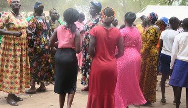 unmiss south sudan rumbek dialogue political representation demand 35 per cent education