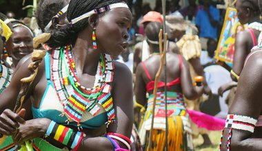 Kindness and Cooperation at the Heart of UN Day Celebrations in Torit