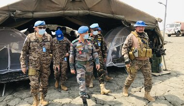 UNMISS protection of civilians intercommunal clashes peacekeepers South Sudan peacekeeping Mongolia cattle raids revenge attacks Mayom