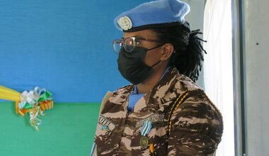 unmiss south sudan youth peace security serving for peace ghana corrections officer malakal