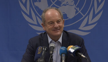 unmiss south sudan srsg david shearer departing message of peace