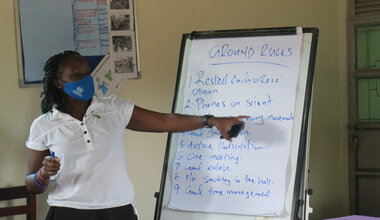 UNMISS women peace security equal representation South Sudan Torit Eastern Equatoria