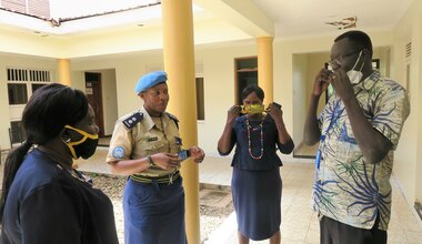 UNMISS UNPOL protection peacekeepers South Sudan peacekeeping Rule of Law SGBV Eastern Equatoria crimes criminality