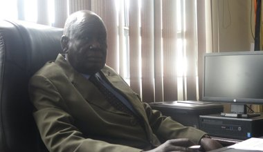 Peace Commission chairperson Rambang: South Sudan national dialogue should be bottom-up, inclusive process