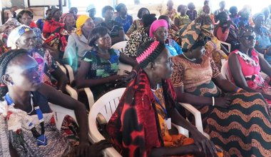 unmiss south sudan bor displaced persons protection of civilians women bor national identity