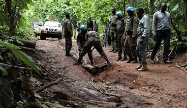 unmiss south sudan western equatoria state tambura ezo protection of civilians children humanitarian assistance internally displaced persons