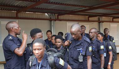 unmiss south sudan police rwanda fpu 27 june 2018 arrival gender equality protection of civilians juba