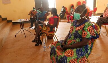 UNMISS traditional courts community leaders human rights