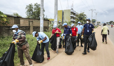 unmiss juba clean-up campaign