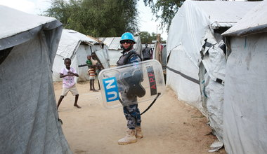 UNMISS Protection of Civilian (PoC) sites Update No. 272 - 14 April 2020