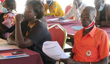 unmiss south sudan aweil women political representation social cohesion cooperation parties revitalized peace agreement