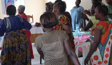 unmiss south sudan eastern equatoria state women political representation peace building