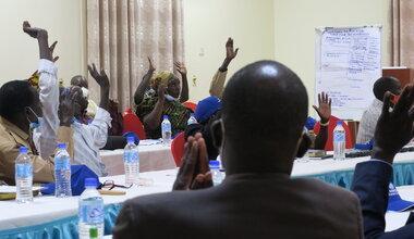 unmiss south sudan kajo keji peace agreement civil affairs resolutions coexistence