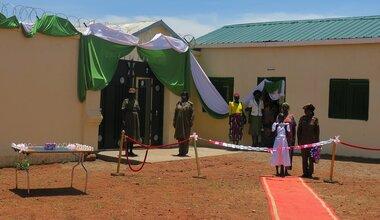 unmiss south sudan wau western bahr el ghazal state prison female inmates decongestion improved conditions