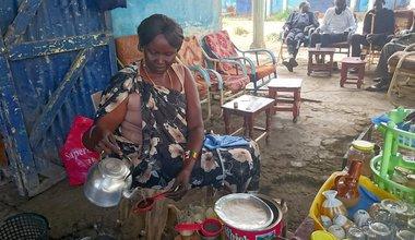 Rebuilding Lives in Malakal