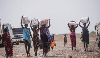 UNMISS South Sudan Jonglei Bor Pibor road rehabilitation durable peace 2018