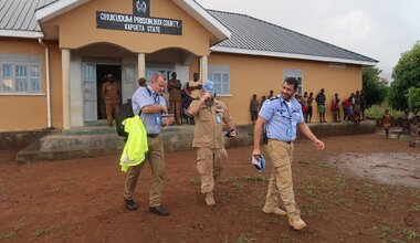 unmiss south sudan eastern equatoria state quick impact projects selection monitoring benefits