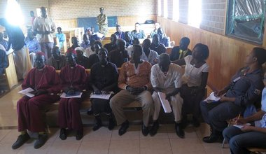 Religious and Political Leaders in Gok Urged to Champion Peace Talks