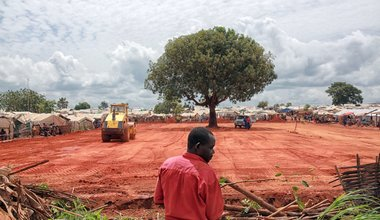 Reorganization of Wau Protection of Civilians site improves safety and living conditions for internally displaced people