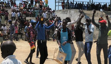 unmiss peace day bentiu unity state south sudan peacekeepers peacekeeping united nations