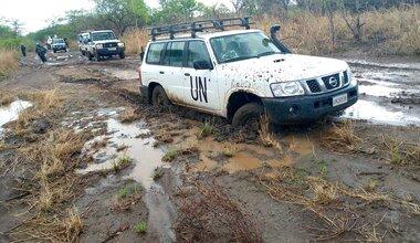 UNMISS protection of civilians ambush peacekeepers South Sudan peacekeeping UNMAS EasternEquatoria